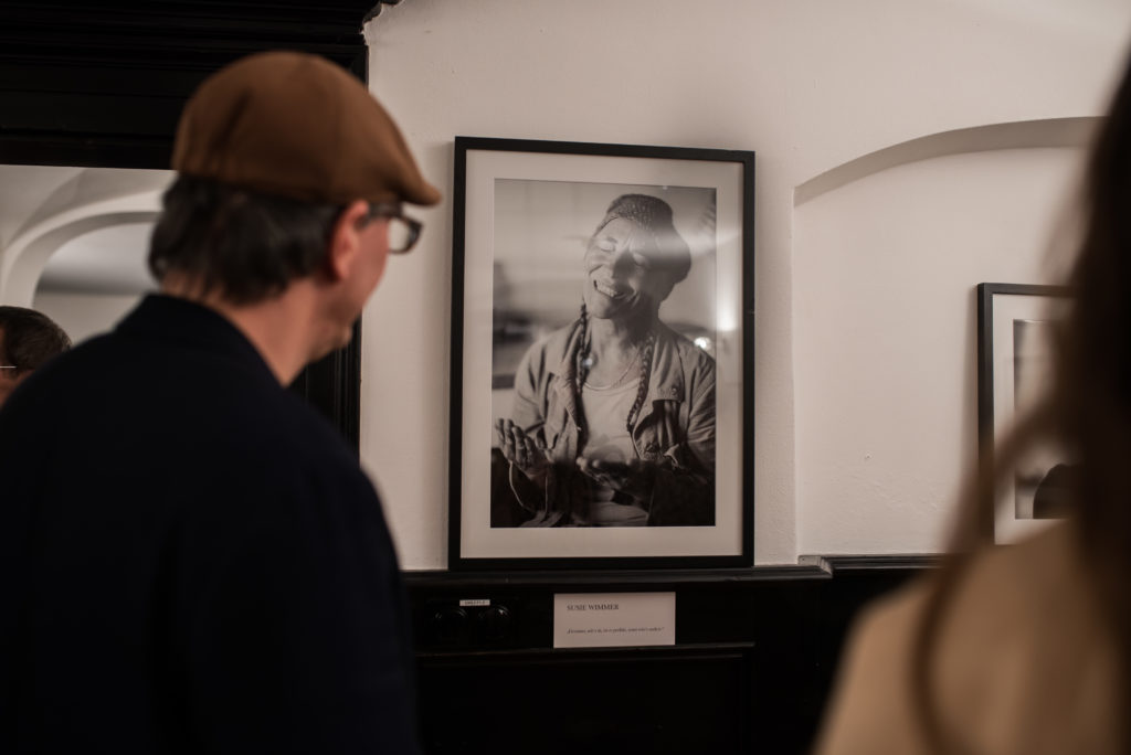 Corimage, Lebensspuren, Ausstellung, Porträt